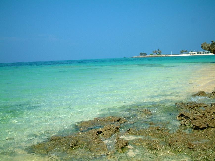 沖縄 エメラルドビーチ