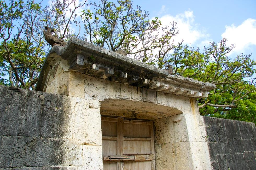 園比屋武御嶽2 沖縄 世界遺産
