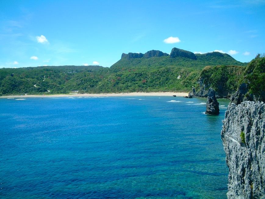 辺戸岬 やんばるへ 沖縄本島最北端の地