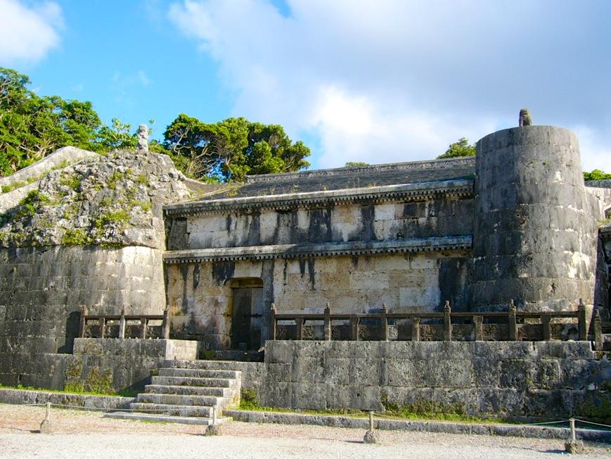 玉陵(たまうどぅん) 沖縄の世界遺産