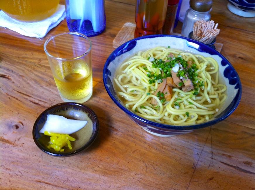 八重山そば処 来夏世(くなつゆ)石垣島についたらまず食べる八重山そば