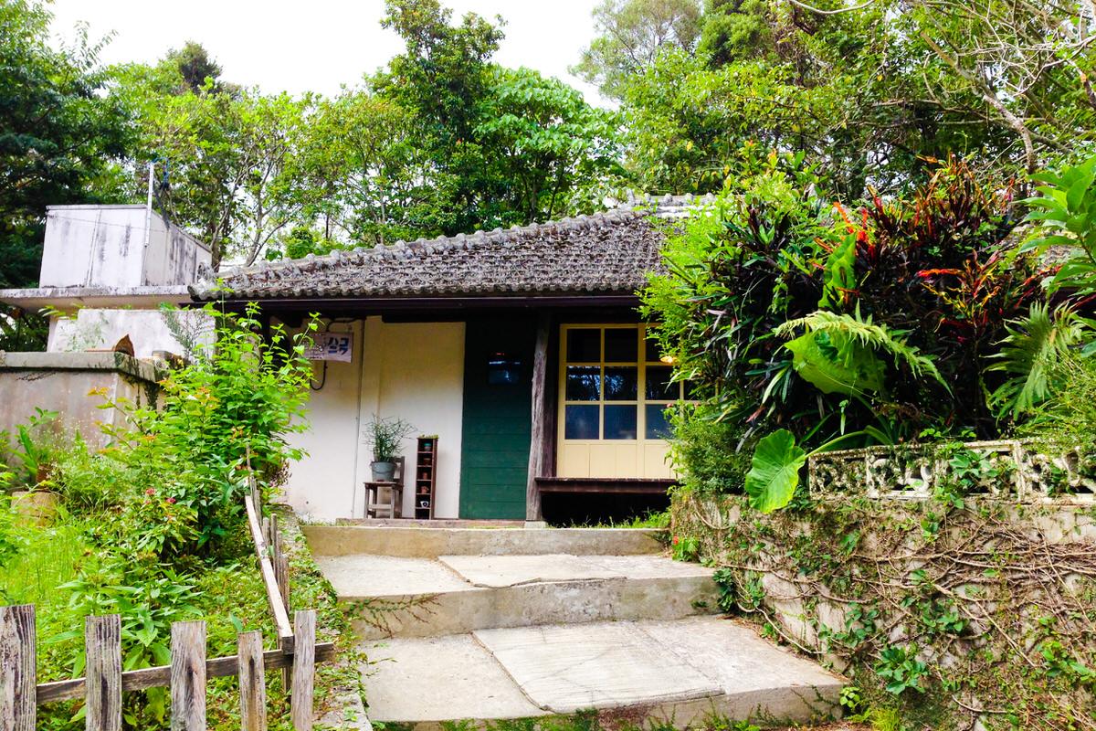 森カフェ「ハコニワ」沖縄の古民家を改装した隠れ家のようなカフェ。