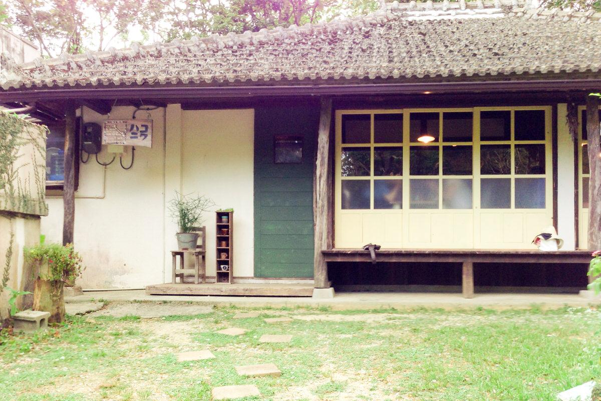 沖縄 森カフェ ハコニワ