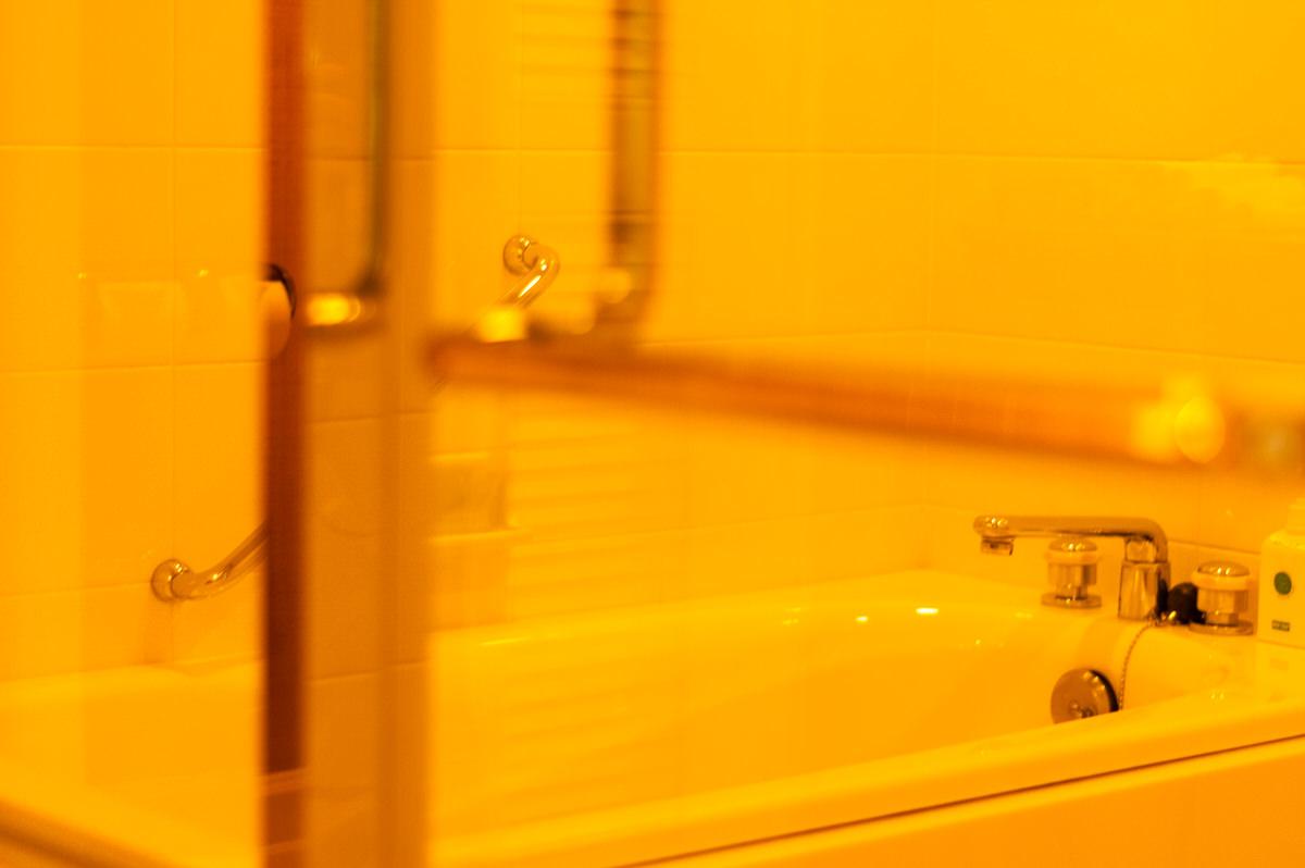 日航アリビラ プラシエンテツイン バスルーム
