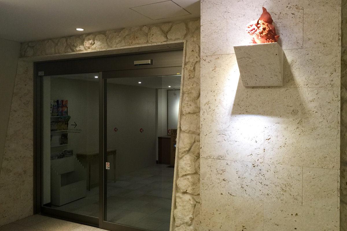 【COMMUNITY&SPA那覇セントラルホテル】国際通り近くにあるアクセス抜群のホテル