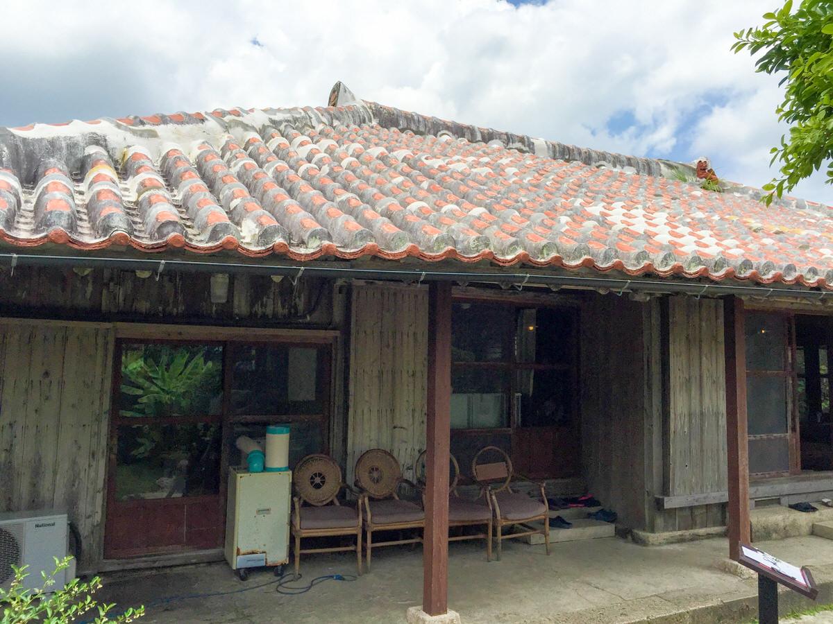 沖縄 糸満 屋宜家