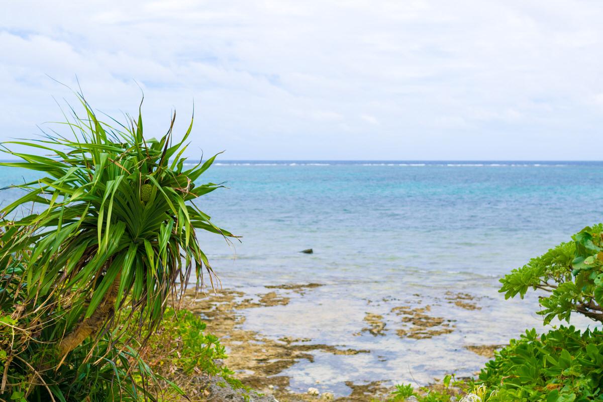 リハロウビーチ 石垣島