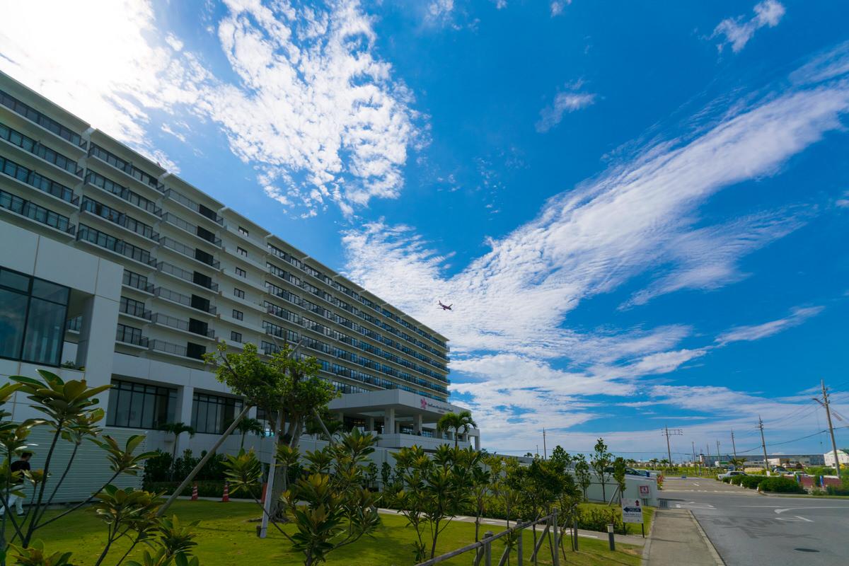 那覇空港近くでリゾート気分!「サザンビーチホテル&リゾート沖縄」