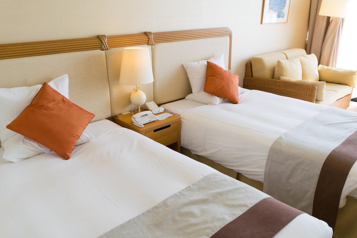 サザンビーチホテル&リゾート沖縄 客室