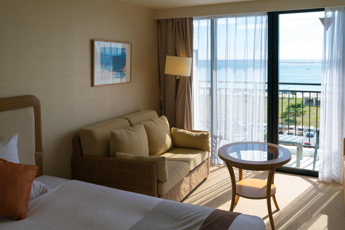 サザンビーチホテル&リゾート沖縄 オーシャンビュー