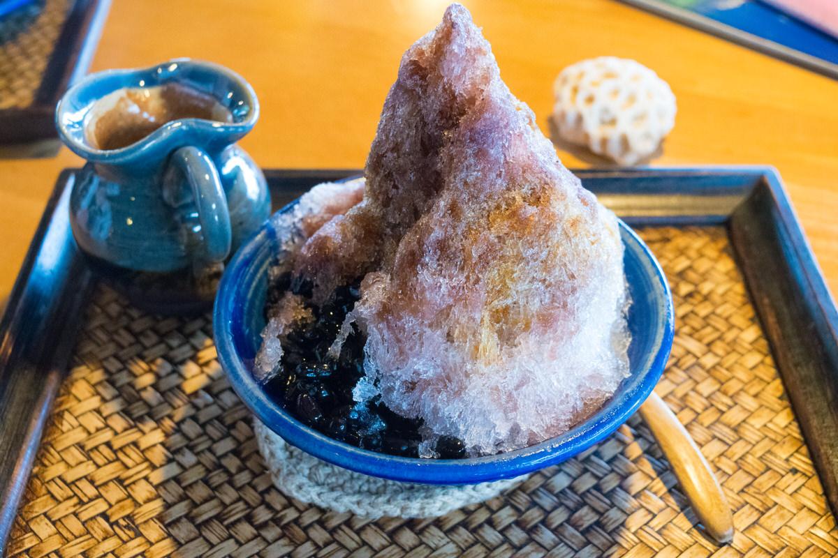 島カフェ とぅんからや デザート