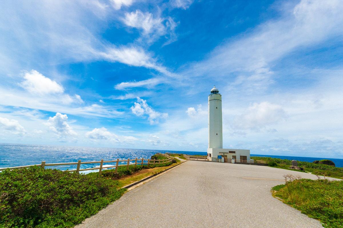 宮古島 東平安名崎 灯台
