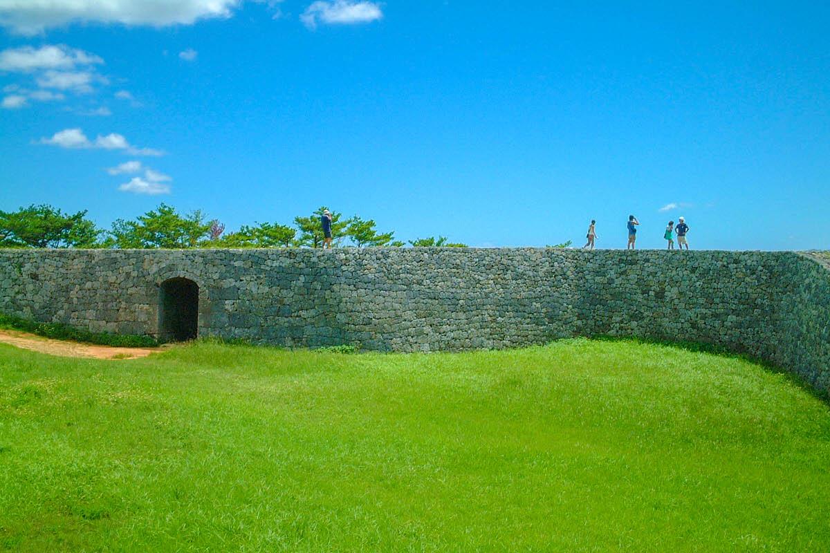 沖縄 世界遺産 座間味城跡