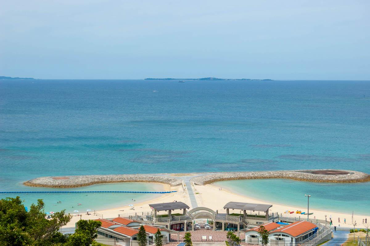 あざまサンサンビーチ 沖縄