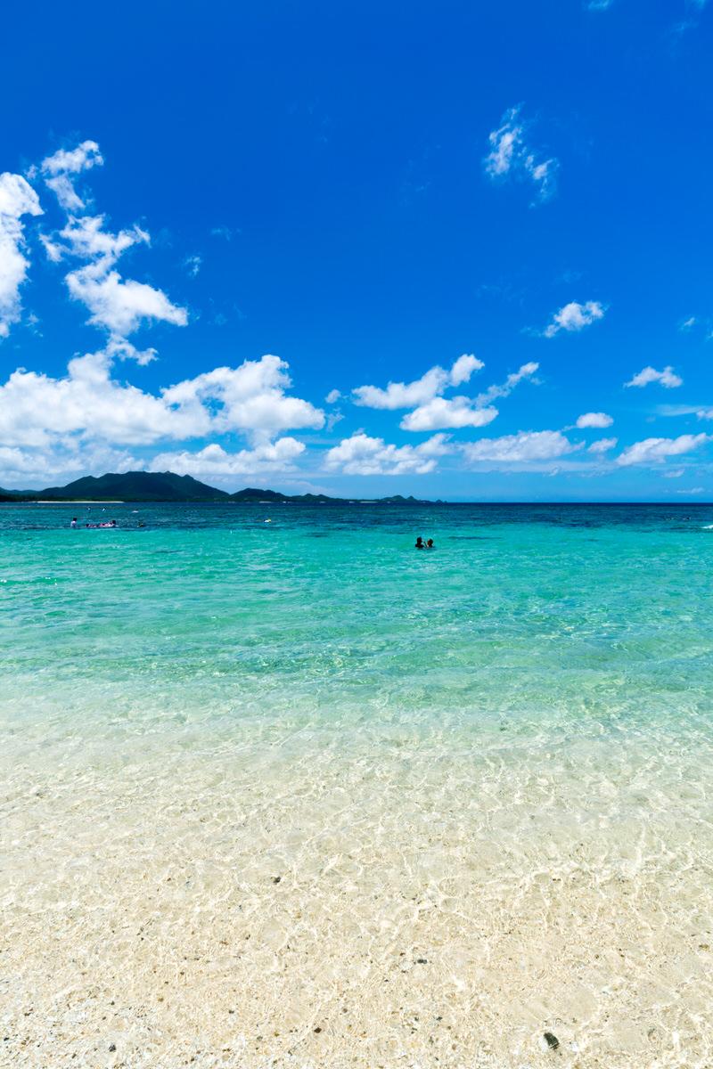 米原ビーチ 石垣島