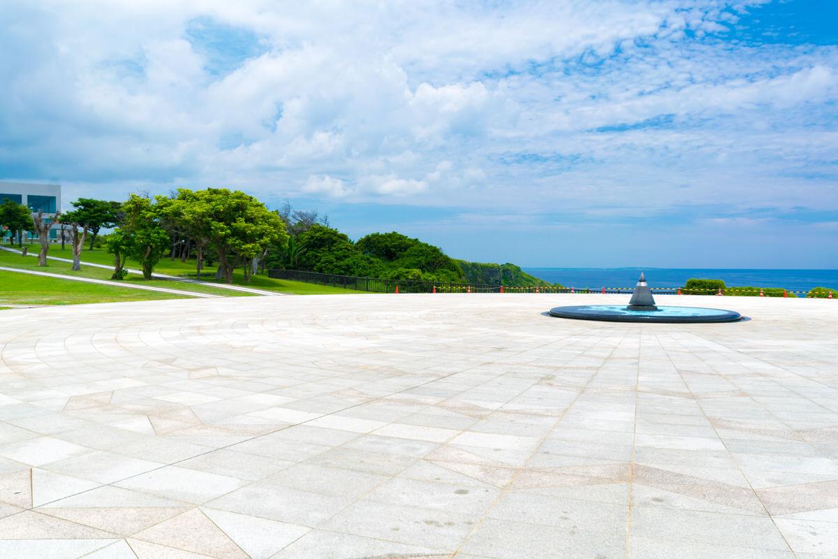 沖縄 平和祈念公園