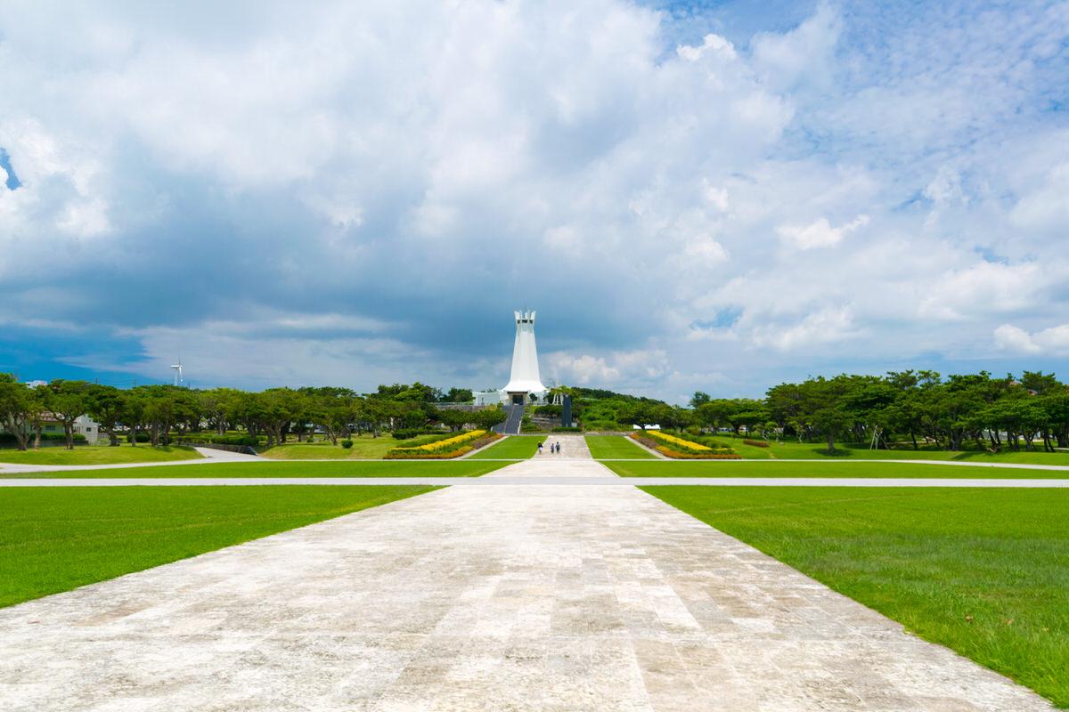 沖縄 糸満市 平和祈念公園