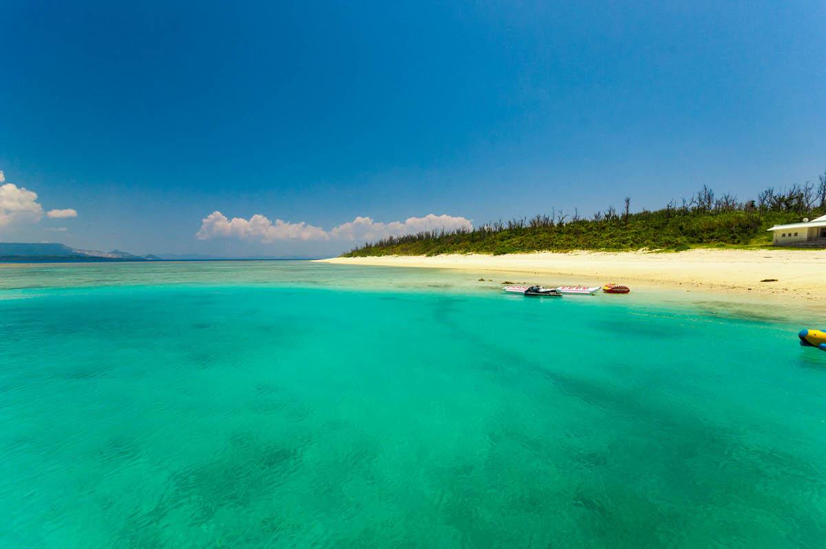水納島 沖縄