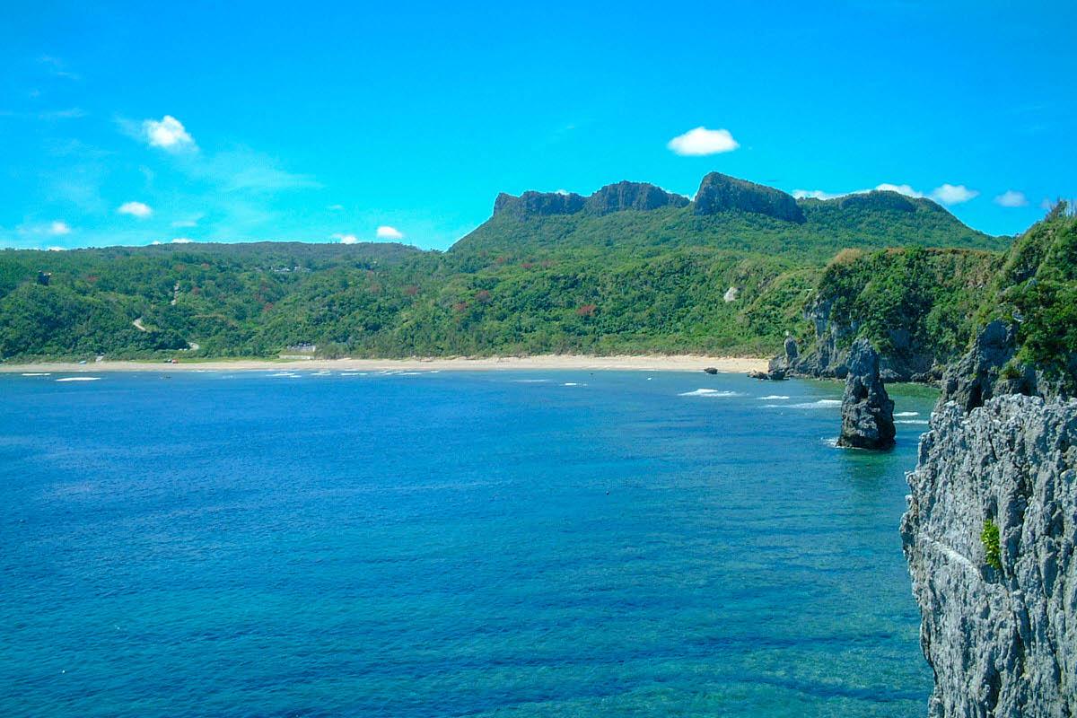 辺戸岬 やんばるの絶景 沖縄本島最北端の地を目指す