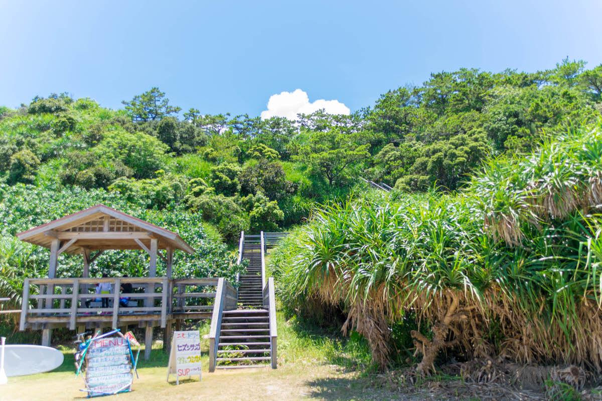 阿嘉島 慶良間諸島 北浜ビーチ