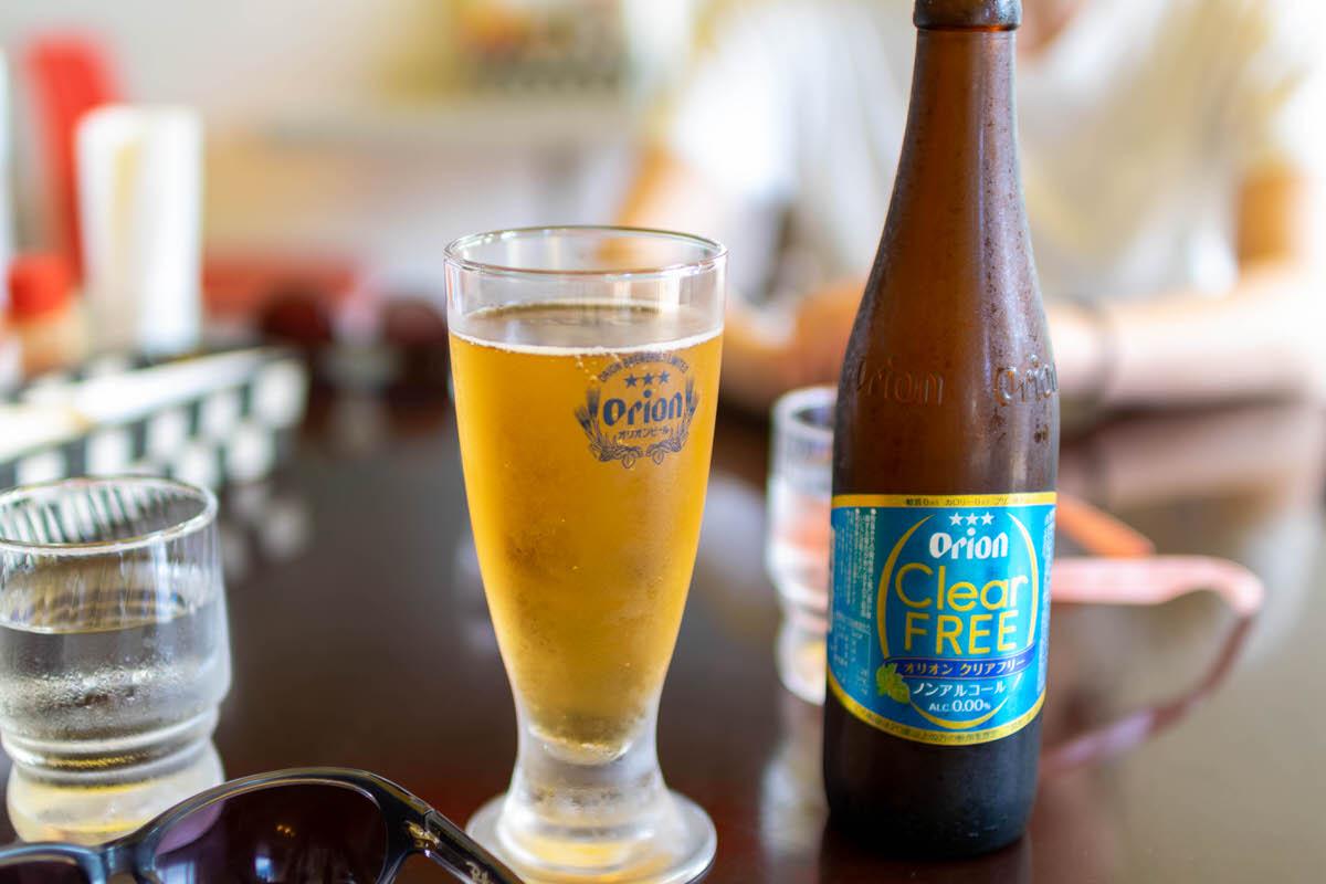 備瀬 美ら海cafe オリオンビール
